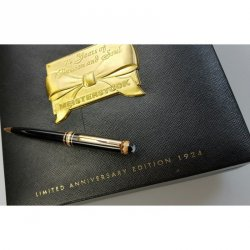 Montblanc 75 Year Anniversary 1924 Limited Edtition No. 116 Mozart Kuli NEU
