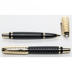 Montblanc Boheme Doué Gold Plated Line Roller Ball / Fine...