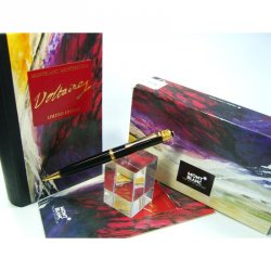 Montblanc Writers Edition 1995 Voltaire Drehbleistift...