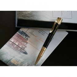 Montblanc Writers Edition 2010 Mark Twain Kugelschreiber...