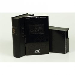 Montblanc Writers Edition/ASIA EDITION 1993 Imperial...