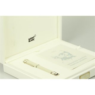 Montblanc Great Characters Limited Edition 2009 Mahatma Gandhi Roller Ball NEU