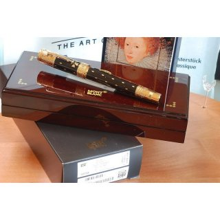 Montblanc Patron of the Art Edition 2010 Queen Elizabeth I 4810 Füller NEU + OVP