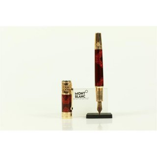 Montblanc Patron of the Art Edition 2010 Queen Elizabeth I 888 Füller NEU + OVP