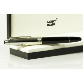 Montblanc Solitaire Stainless Steel Doué Le Grand  Füller No 03997 NEUWARE
