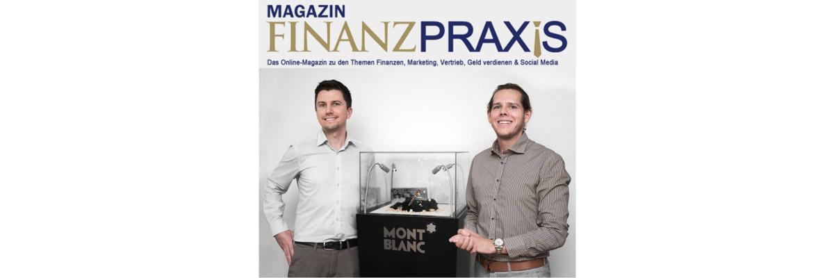 Men of the Month: Michael Rheinländer und Patrick Huber -