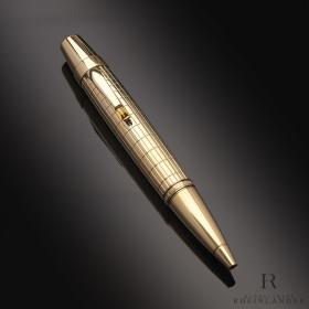 Montblanc Boheme Gold Plated Citrine Kugelschreiber...