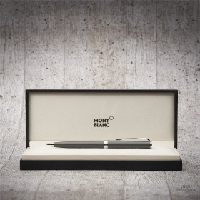Montblanc Pix Collection Grey Platinum Line Grau Platin...