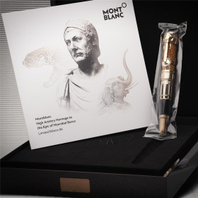 Montblanc Homage to the Epic of Hannibal Barca Artisan 86...