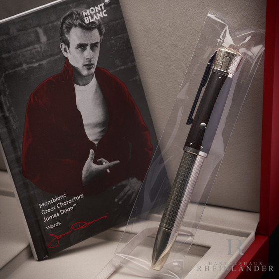Montblanc Great Characters 2018 Limited Edition 1931 James Dean Füller ID 117892