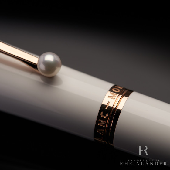 Montblanc Muses Marilyn Monroe Füllfederhalter Special Edition Pearl 117884 OVP