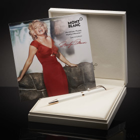 Montblanc Muses Marilyn Monroe Special Edition Pearl...