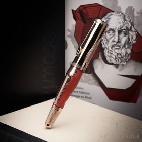 Montblanc Homage to Iliad Homer Limited Edition 1581...