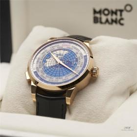 Montblanc Heritage Spirit Orbis Terrarum Automatikuhrwerk...