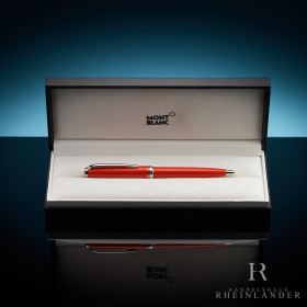 Montblanc Cruise Collection Platiniert Coral Color...