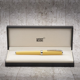 Montblanc PIX Collection Platinum Line Resin COY Yellow...