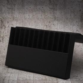 Montblanc Meisterstück Leather Soft Grain Black 12...