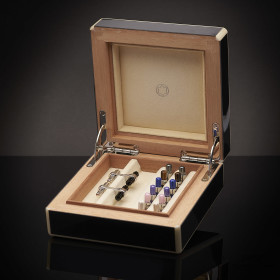 Montblanc Mens Jewellery Silver Collection Cuff Links...