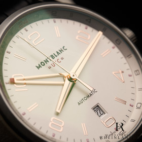 Montblanc Timewalker Steel Collection Automatic 42mm...