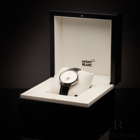 Montblanc Heritage Spirit Steel Collection Automatic...
