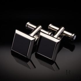 Montblanc Mens Accessories Cufflinks Stainless Steel...