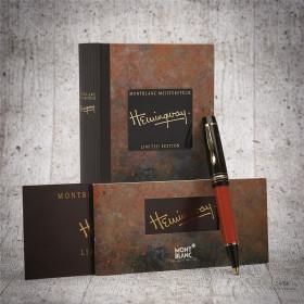 Montblanc Writers Edition von 1992 Ernest Hemingway...