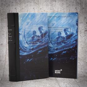 Montblanc Writers Edition von 2003 Jules Verne...