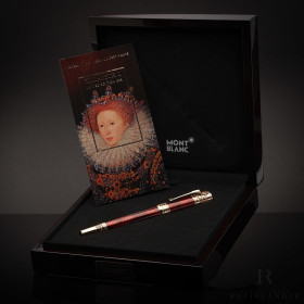 Montblanc Patron of the Art 888 Edition 2010 Queen...